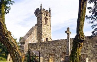 Wharram Percy Deserted Medieval Village