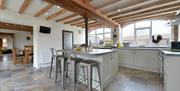 An image of the kitchen area at Westfield Granary