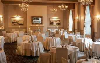The Palm Court Hotel Restaurant