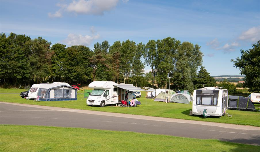 An image of Scarborough Camping & Caravanning Club