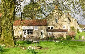 Lockton Tearooms and Gallery