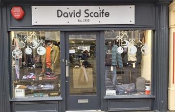 Image of David Scaife Menswear
