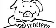 An image of Trotters Farm Shop Logo