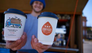 Yay Coffee!  - coffee cups