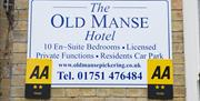 An image of The Old Manse Hotel