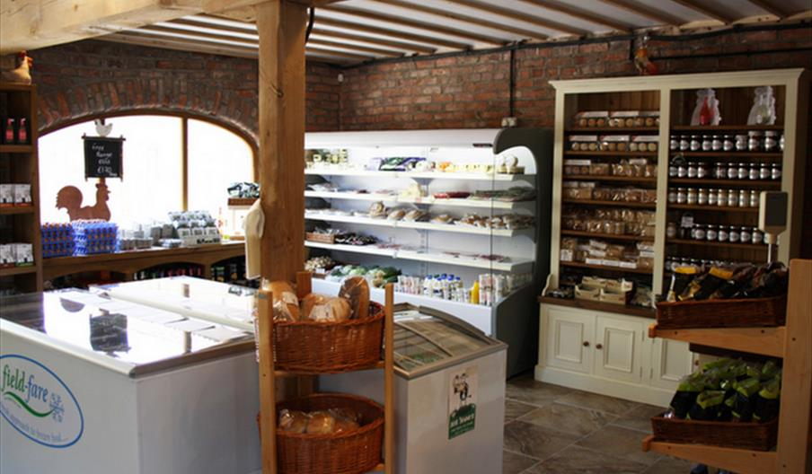 An image of Marton Manor Farm Shop & Tea Rooms